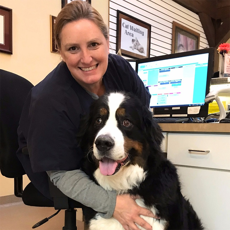 Jennie Lanseigne, Certified Veterinary Technician / Technician Team Leader