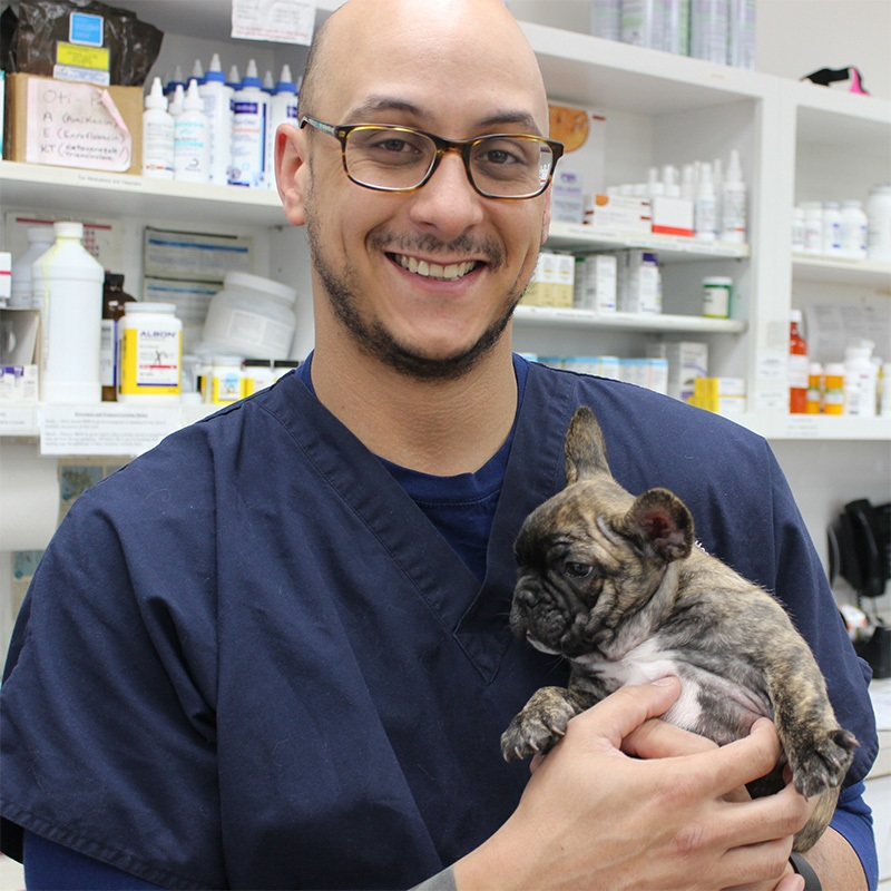 Lee Questel, Veterinary Technician